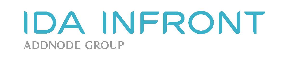 Ida Infront logotyp